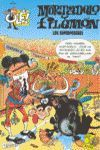 LOS SUPERPODERES. OLE MORTADELO Y FILEMON 93