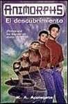EL DESCUBRIMIENTO. ANIMORPHS