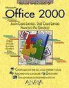 OFFICE 2000. MANUAL IMPRESCINDIBLE