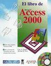 ACCESS 2000 CON CD-ROM. EL LIBRO