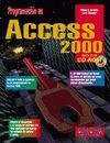 ACCESS 2000 CON CD-ROM. PROGRAMACION