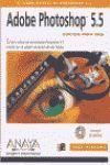 ADOBE PHOTOSHOP 5.5  CON CD-ROM. DISEÑO Y CREATIVIDAD