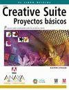 CREATIVE SUITE. PROYECTOS BASICOS