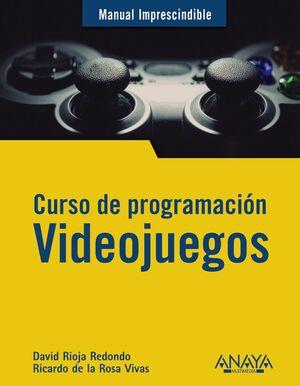 CURSO DE PROGRAMACIÓN DE VIDEOJUEGOS