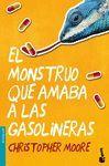 EL MONSTRUO QUE AMABA A LAS GASOLINERAS