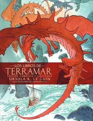 LOS LIBROS TERRAMAR. EDICIÓN 50 ANIVERSARIO