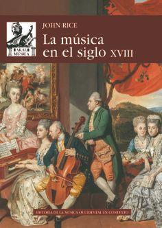 LA MUSICA EN EL SIGLO XVIII