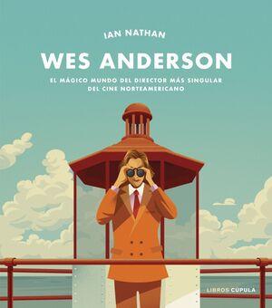WES ANDERSON. CON ESTUCHE