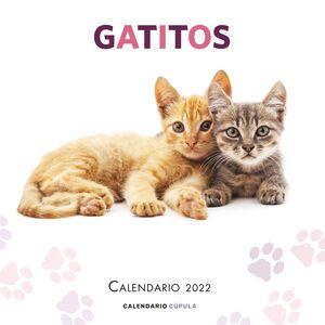 CALENDARIO 2022 GATITOS