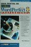 GUIA OFICIAL COREL WORDPERFECT SUITE 8 PROFES