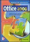 MANUAL DE REFERENCIA OFFICE 2000
