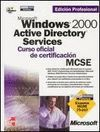 6MICROSOFT WINDOWS 2000 ACTIVE DIRECTORY SERVICES
