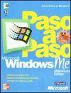 MICROSOFT WINDOWS MILLENNIUM EDITION.PASO A PASO