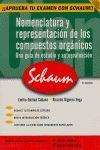 NOMENCLATURA Y REPRESENTACION COMPUESTOS ORGANICOS 2ª ED.
