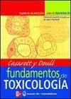 FUNDAMENTOS DE TOXICOLOGÍA DE CASARETT Y DOULL