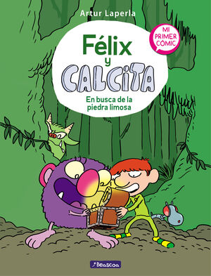 EN BUSCA DE LA PIEDRA LIMOSA (FÉLIX Y CALCITA 3)