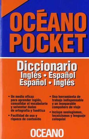 OCEANO POCKET DICCIONARIO INGLES-ESPAÑOL-INGLES