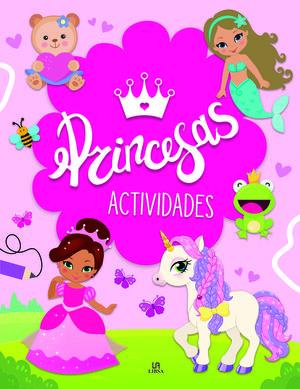 PRINCESAS ACTIVIDADES