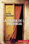 LA PIEDRA DE LA PACIENCIA. PREMIO GONCOURT 2008