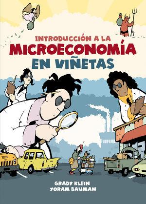 INTRODUCCIÓN A LA MICROECONOMÍA EN VIÑETAS