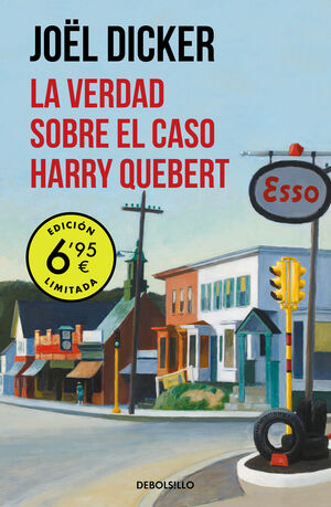 LA VERDAD SOBRE EL CASO HARRY QUEBERT. EDICIÓN LIMITADA