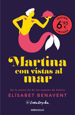 MARTINA CON VISTAS AL MAR. HORIZONTE MARTINA 1 (EDICIÓN LIMITADA)