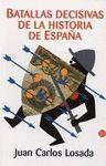 BATALLAS DECISIVAS EN LA HISTORIA DE ESPAÑA