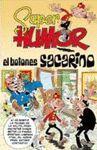 BOTONES SACARINO SUPER HUMOR MORTADELO 45
