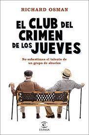 PACK EL CLUB DEL CRIMEN DE LOS JUEVES