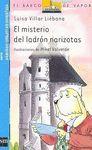 EL MISTERIO DEL LADRON NARIZOTAS (SABUESO OREJOTAS 9)