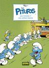 LOS PITUFOS Y LAS JUDIAS MALVA (LOS PITUFOS 36)