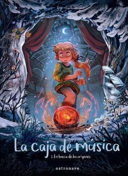 EN BUSCA DE LOS ORIGENES (LA CAJA DE MUSICA 3)