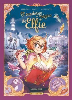 EL CUADERNO MAGICO DE ELFIE