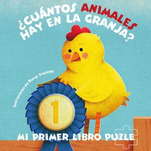 ÀCUANTOS ANIMALES HAY EN LA GRANJA? (VVKIDS)