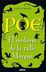 EL MISTERIO DE LA CALLE MORGUE (EL JOVEN POE 1)