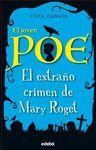 EL EXTRAÑO CRIMEN DE MARY ROGET (EL JOVEN POE 2)
