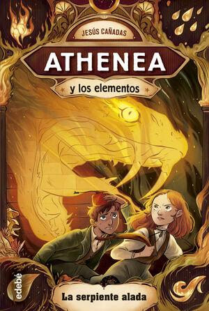 LA SERPIENTE ALADA (ATHENEA 3)