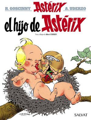 ASTERIX 27 - EL HIJO DE ASTÉRIX