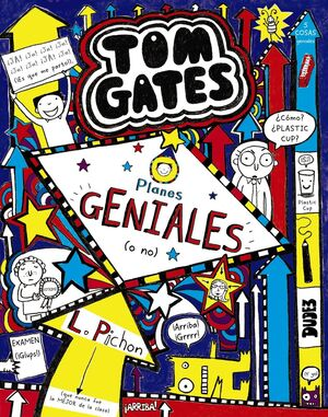 PLANES GENIALES (O NO) (TOM GATES 9)