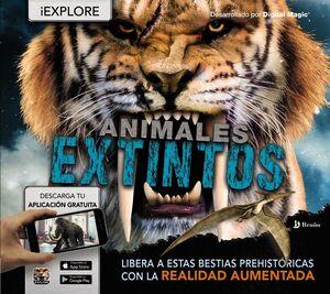 IEXPLORE. ANIMALES EXTINTOS