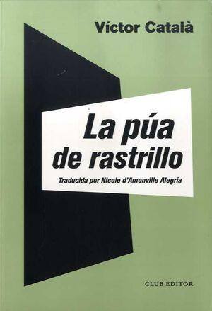 LA PÚA DE RASTRILLO