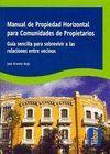 MANUAL PRACTICO SOBRE LA REGULACION LEGAL DE COMUNIDADES PROPIETARIOS
