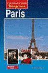 PARIS. VIAJEROS