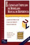 EL LENGUAJE UNIFICADO DE MODELADO. MANUAL DE REFERENCIA. CON CD-ROM
