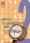 FIJATE Y CONCENTRATE MAS. 2º CICLO PRIMARIA