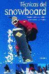 TECNICAS DEL SNOWBOARD