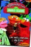LAS ADIVINANZAS DE ELMO. APRENDE CON BARRIO SESAMO