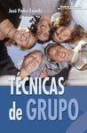 TECNICAS DE GRUPO