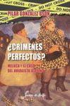 ¿CRÍMENES PERFECTOS? MELUCA Y EL CASO DEL BRIDGISTA ASESINO