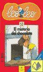 EL MISTERIO DE CHOCOLATE. LEO LEO